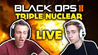getlinkyoutube.com-Triple Nuclear Fail? - Black Ops 2 (Deutsch/German)