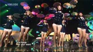 getlinkyoutube.com-Girls' Generation(少女時代)Tell Me Your Wish1080p HD