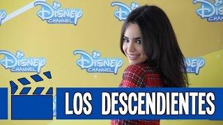 getlinkyoutube.com-Entrevista Sofia Carson: Los descendientes, la nueva película musical de Disney
