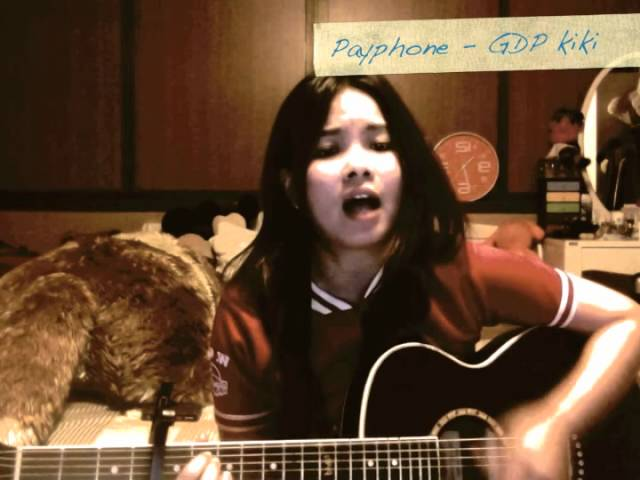 Video: Payphone - Maroon 5 (GDP cover + rap + Behind ) 640x480 px - VideoPotato.com