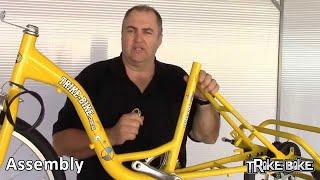 getlinkyoutube.com-How to assemble the genuine Trike Bike - www.trike-bike.com.au