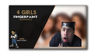 4 Girls Fingerpaint Online Reaction Watch Disgusting Four Vid 2 Real Video