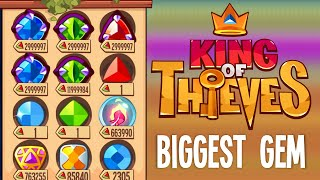 getlinkyoutube.com-The New Biggest Gem in King of Thieves: 11,999,984