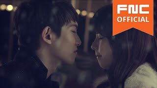 getlinkyoutube.com-이종현(CNBLUE) & 주니엘(JUNIEL) - 사랑이 내려(Love falls) M/V