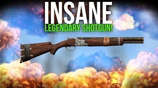 getlinkyoutube.com-Fallout 4 Most Powerful Weapon! (Best Legendary Gun)