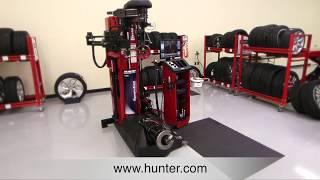 getlinkyoutube.com-Hunter's Revolution Tire Changer