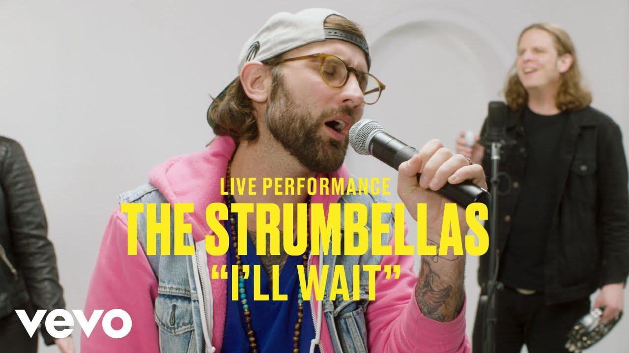 I'll Wait (Live at Vevo)