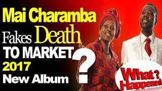 Olivia Charamba 🎤Fakes 💀 Death 💀 to market 2017 new Album 🎶🎤🎹- This is What Happened