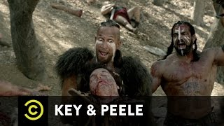 getlinkyoutube.com-Key & Peele - Severed Head Warriors