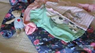 getlinkyoutube.com-Некст детская одежда. Посылка из магазина NEXT