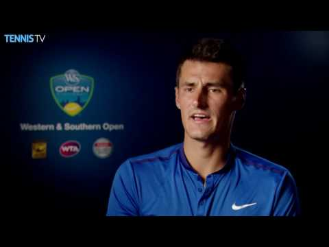 Tomic Reflects On 3R Win Over Nishikori In Cincinnati 2016