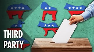 Who Are The Third Party Presidential Candidates?