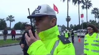 getlinkyoutube.com-Modifiye Araçlar Trafikten Men Edildi