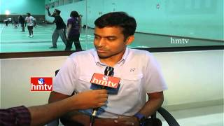 getlinkyoutube.com-Pullela Gopichand |  Response on Jwala Gutta Controversial Comments | HMTV