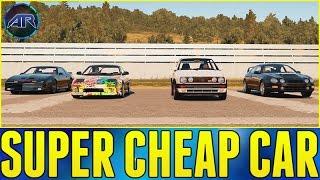 getlinkyoutube.com-Forza Horizon 2 : Top Gear Challenge - SUPER CHEAP CAR CHALLENGE!!!