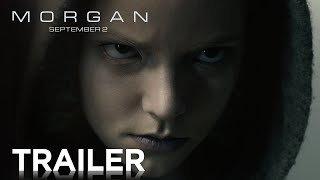 getlinkyoutube.com-Morgan | Official Trailer [HD] | 20th Century FOX