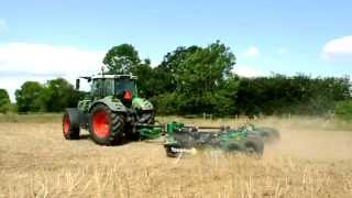 Spearhead Stubble Management