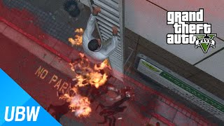 getlinkyoutube.com-GTA 5 리얼 좀비모드 - GTA 5 Mod Showcase: ZombieZ V