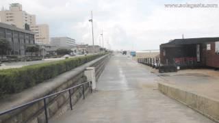 Caminhada pelas ruas e beira-mar de Espinho (Espinho)