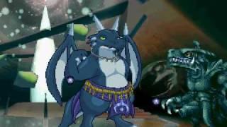 getlinkyoutube.com-Werebeast Mugen:Ryugen VS Bloodbane