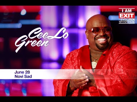EXIT Festival Birthday with Cee Lo Green