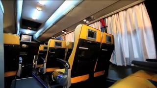 India's longest Intercity Volvo Bus-2012.