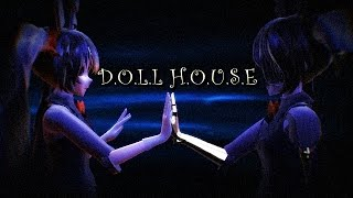 getlinkyoutube.com-[MMD FNAF] Doll House + DL