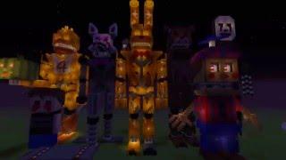 Minecraft Fanaf Builds