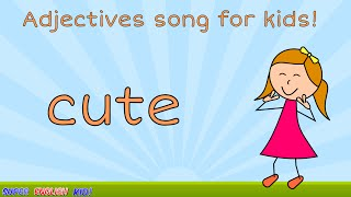 getlinkyoutube.com-♪ ♫ Fun Adjectives Song for Kids (With actions!) Preschool - Grade 1 ♬ ♩