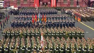 getlinkyoutube.com-Victory Parade Moscow 9.05.2015 - Парад в честь 70 летия Победы на Красной площади в Москве.
