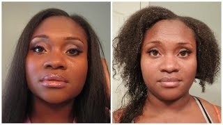 getlinkyoutube.com-My Natural Hair Nightmare: Heat Damage Setback and Recovery