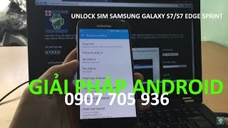 getlinkyoutube.com-Unlock samsung galaxy s7 sprint sm-g930p