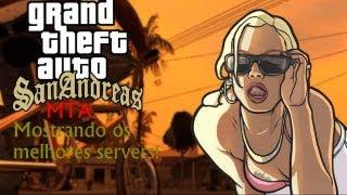 getlinkyoutube.com-GTA San Andreas MTA PC. Mostrando os melhores Servers! em PT-BR