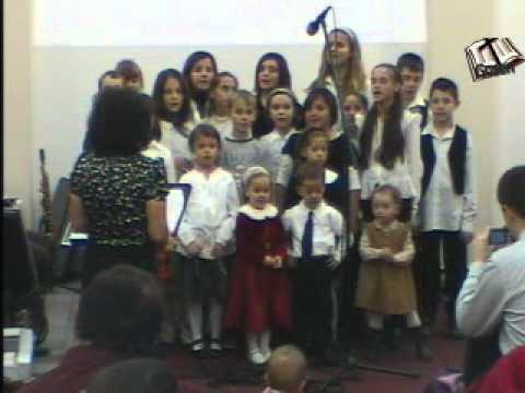 Biserica Gosen sambata 24 dec 2011 (ajunul craciunului)