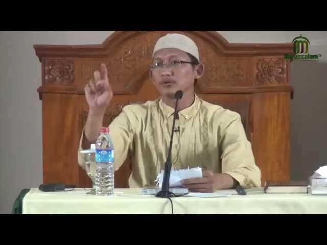 Musibah Datang Tiba - Tiba - Ust Abu Yahya Badrusalam, Lc