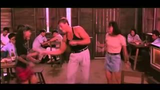 getlinkyoutube.com-فاندام يرقص على اغنية بشرة خير - van damme dance HD