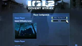 Igi 2 invisible cheat code download