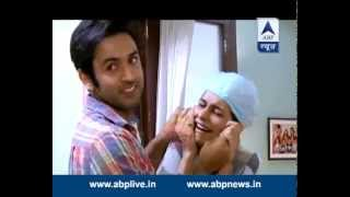 getlinkyoutube.com-Nisha and Kabir's unseen off-screen love