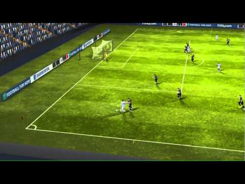 FIFA 14 iPhone/iPad - Real Madrid vs. RCD Espanyol