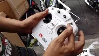 getlinkyoutube.com-วิธีฝึกบินโดน cx 20