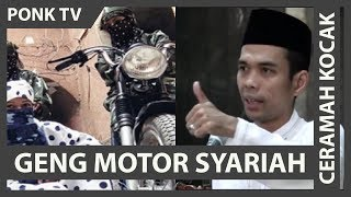 Ustadz Abdul Somad - Geng Motor Versi Syariah