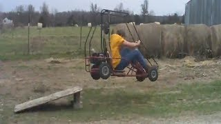 Funny Go Kart Crashes And Fails Compilation