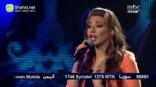 getlinkyoutube.com-Arab Idol - حلقة البنات - هايدي موسى - لولا الملامة