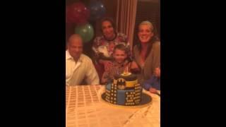 getlinkyoutube.com-Charlie Liggins 6th Birthday