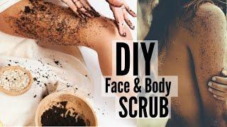 getlinkyoutube.com-DIY: Coffee Scrub to Get Rid of Body Acne & Cellulite!