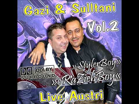 Sulltan Hajolli & Gazmend Rama Live Austri 2013 -2- (( By cRaZiehBoy ))