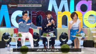 getlinkyoutube.com-Seo In Guk's funny reaction about the secret of his birth (Eng Sub)