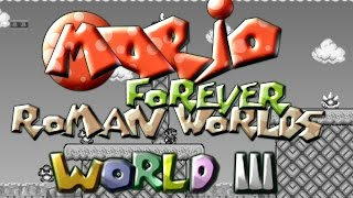 getlinkyoutube.com-Mario Forever Roman Worlds - World III