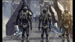 getlinkyoutube.com-Halo wars music video monsters