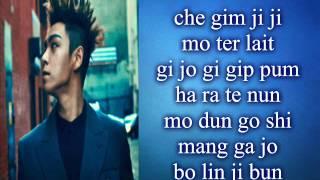BIG BANG - Loser  [Easy-Lyrics]